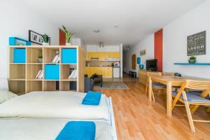 Klauzal 11 City Center Apartment, Apartmanok  Budapest - big - 5