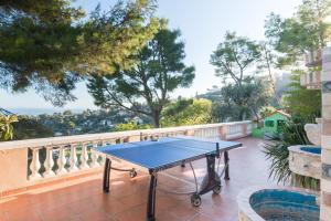 Romantic Villa near Monaco, Ville  Roquebrune-Cap-Martin - big - 10