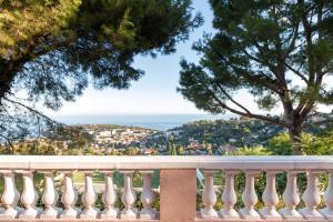 Romantic Villa near Monaco, Ville  Roquebrune-Cap-Martin - big - 11