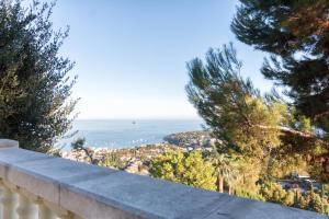 Romantic Villa near Monaco, Ville  Roquebrune-Cap-Martin - big - 12