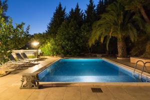 Romantic Villa near Monaco, Ville  Roquebrune-Cap-Martin - big - 13