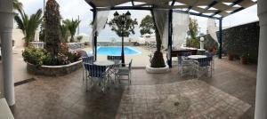 Villa Ilios, Гостевые дома  Тира - big - 21