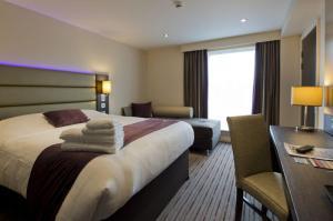 Premier Inn Glasgow Pacific Quay, Hotel  Glasgow - big - 10