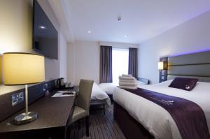 Premier Inn Glasgow Pacific Quay, Hotel  Glasgow - big - 11