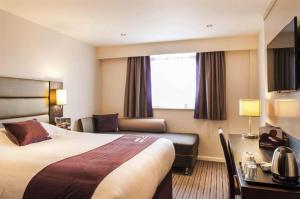Premier Inn Glasgow Pacific Quay, Hotel  Glasgow - big - 12