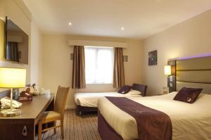 Premier Inn Glasgow Pacific Quay, Hotel  Glasgow - big - 30