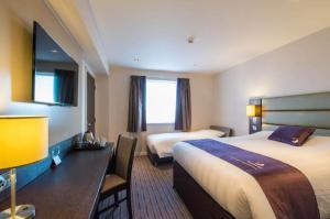 Premier Inn Glasgow Pacific Quay, Hotel  Glasgow - big - 31