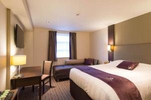 Premier Inn Glasgow Pacific Quay, Hotel  Glasgow - big - 33