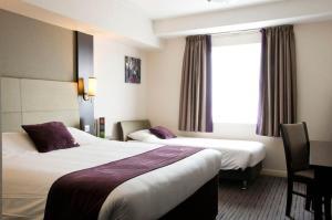 Premier Inn Glasgow Pacific Quay, Hotel  Glasgow - big - 34