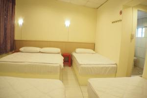 Sun Moon Star Hostel, Проживание в семье  Budai - big - 40