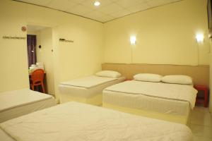 Sun Moon Star Hostel, Проживание в семье  Budai - big - 41