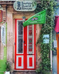 Boutique Ayvalik Pension, Penziony  Ayvalık - big - 1