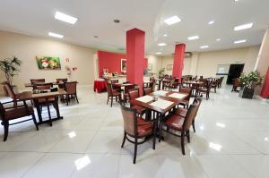 Hotel Klein Ville Premium, Отели  Esteio - big - 32