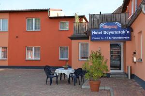 Gasthof Bayernstub'n Wiesenau, Hotely  Wiesenau - big - 21