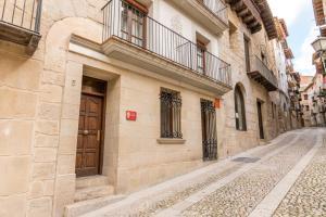 Apartamentos Plaza Mayor, Appartamenti  Valderrobres - big - 17