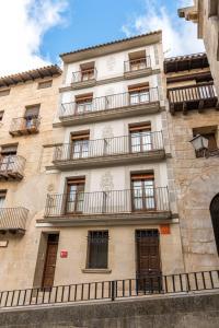 Apartamentos Plaza Mayor, Appartamenti  Valderrobres - big - 7