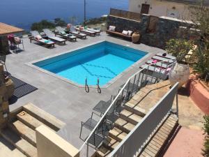Villa Olga, Vily  Agios Nikolaos - big - 96