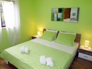 Haus Mira 150S, Апартаменты  Mirce - big - 2
