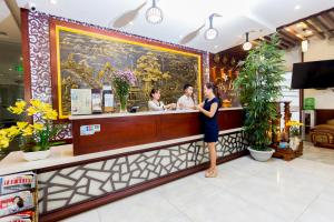 Tay Bac Hotel Da Nang, Hotely  Da Nang - big - 36