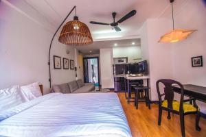 Hoa Binh Hotel, Hotely  Hanoj - big - 2