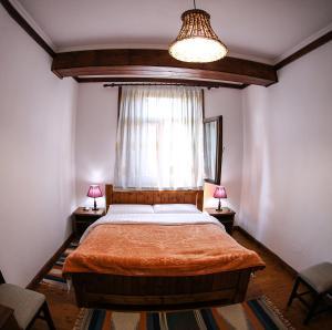 Hotel Bujtina e Bardhe, Hotel  Korçë - big - 12