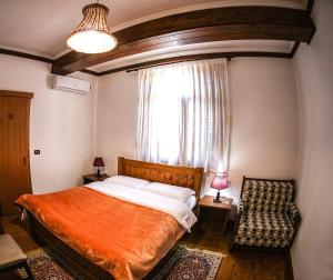 Hotel Bujtina e Bardhe, Hotel  Korçë - big - 13