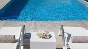 Mykonos Panormos Villas & Suites, Vily  Panormos Mykonos - big - 147