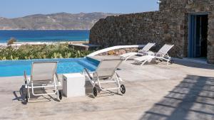 Mykonos Panormos Villas & Suites, Vily  Panormos Mykonos - big - 153