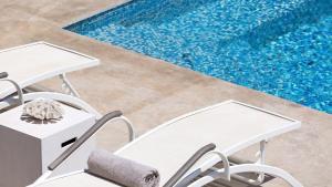 Mykonos Panormos Villas & Suites, Vily  Panormos Mykonos - big - 151