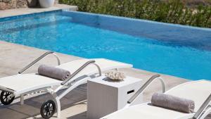 Mykonos Panormos Villas & Suites, Vily  Panormos Mykonos - big - 150