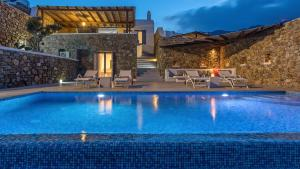 Mykonos Panormos Villas & Suites, Vily  Panormos Mykonos - big - 28