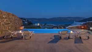 Mykonos Panormos Villas & Suites, Ville  Panormos Mykonos - big - 27