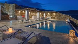 Mykonos Panormos Villas & Suites, Vily  Panormos Mykonos - big - 157