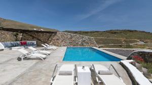 Mykonos Panormos Villas & Suites, Ville  Panormos Mykonos - big - 17