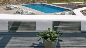 Mykonos Panormos Villas & Suites, Vily  Panormos Mykonos - big - 16