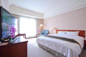 Grand Boss Hotel, Hotels  Yilan City - big - 14