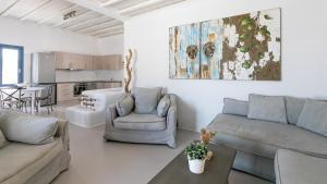 Mykonos Panormos Villas & Suites, Vily  Panormos Mykonos - big - 4