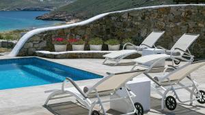 Mykonos Panormos Villas & Suites, Vily  Panormos Mykonos - big - 60