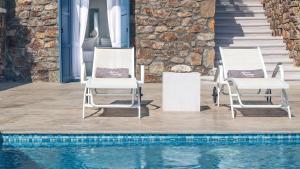 Mykonos Panormos Villas & Suites, Ville  Panormos Mykonos - big - 18