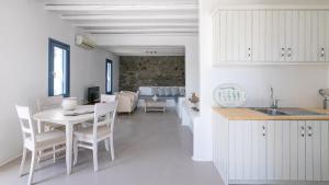 Mykonos Panormos Villas & Suites, Ville  Panormos Mykonos - big - 91