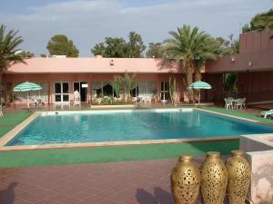 Le Zat, Hotely  Ouarzazate - big - 19