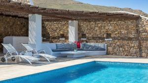 Mykonos Panormos Villas & Suites, Vily  Panormos Mykonos - big - 107