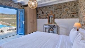 Mykonos Panormos Villas & Suites, Vily  Panormos Mykonos - big - 111