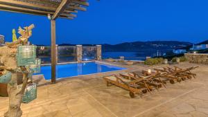 Mykonos Panormos Villas & Suites, Ville  Panormos Mykonos - big - 114