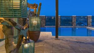 Mykonos Panormos Villas & Suites, Ville  Panormos Mykonos - big - 115