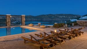 Mykonos Panormos Villas & Suites, Vily  Panormos Mykonos - big - 117