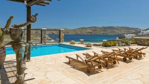 Mykonos Panormos Villas & Suites, Vily  Panormos Mykonos - big - 118