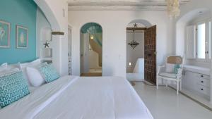 Mykonos Panormos Villas & Suites, Ville  Panormos Mykonos - big - 119