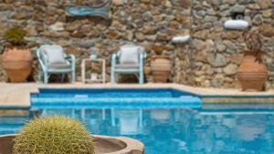 Mykonos Panormos Villas & Suites, Vily  Panormos Mykonos - big - 98