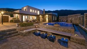 Mykonos Panormos Villas & Suites, Vily  Panormos Mykonos - big - 51